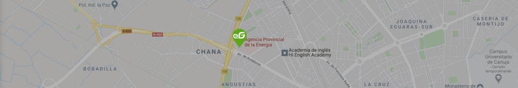 Map Energia Granada